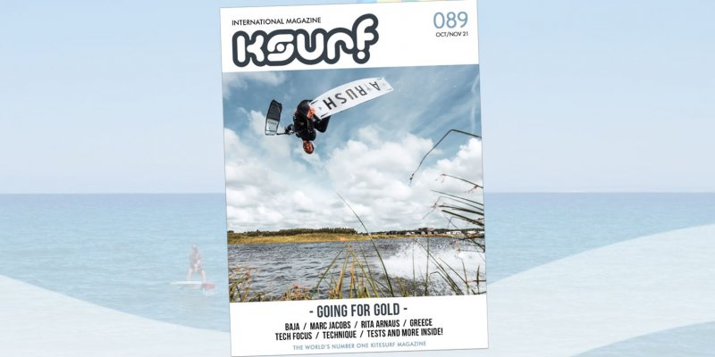 On the Fly: IKSurf Magazine interview Tom Lolies